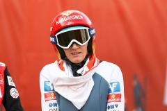 Daniela Iraschko-Stolz (fot. Julia Piątkowska)