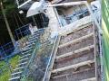 Modernizacja Wielkiej Krokwi w Zakopanem (wrzesień 2016)