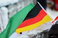 Niemiecka flaga na Kulm, fot. Bartosz Leja