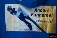 Wizerunek Andersa Fannemela na kurtce, fot. Bartosz Leja