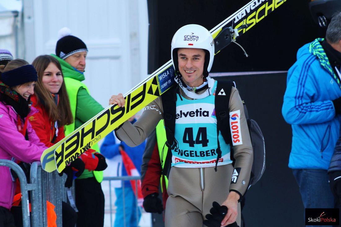 8H7A0248 - TCS Bischofshofen: Wellinger z rekordem skoczni, Polacy w czołówce kwalifikacji!