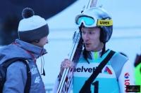 Adam Małysz i Stefan Hula (fot. Julia Piątkowska)
