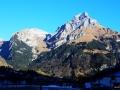 Górskie widoki w Engelbergu (fot. Julia Piątkowska)