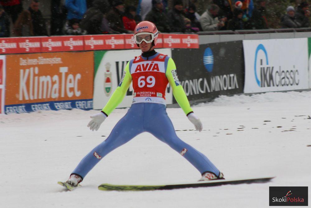 """8H7A1351 - Kraft zadowolony z formy, Kasai: """"Mam nadzieję, że w Vikersund wygram"""""""