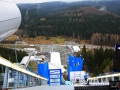 \'Vogtland Arena\' w Klingenthal, fot. Julia Piątkowska