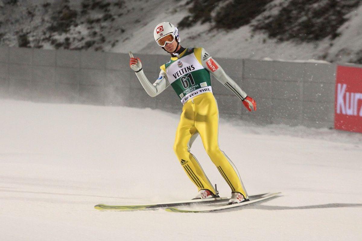 IMG 0586 2 - 21 reprezentantów Norwegii na starcie w Lillehammer, Vikersund i Niżnym Tagilu