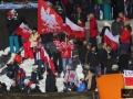 Polscy kibice na Lysgardsbakken, fot. Julia Piątkowska