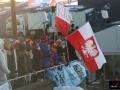 Polscy kibice w Lillehammer, fot. Julia Piątkowska