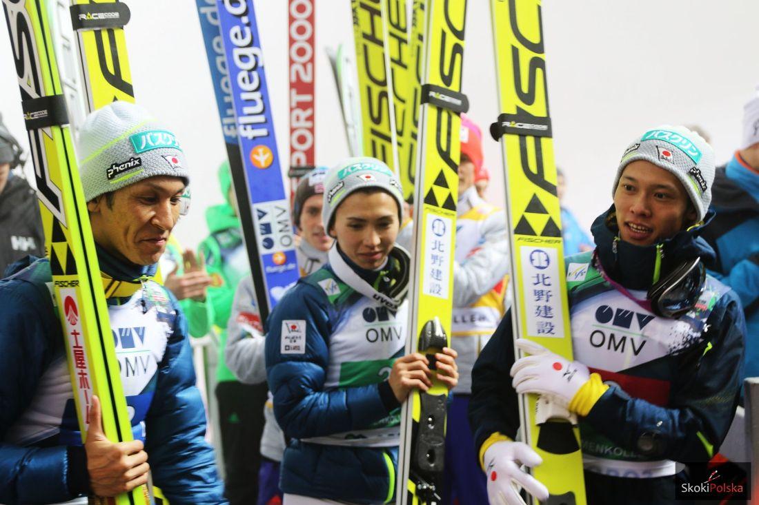 Japończycy (Kasai, Sakuyama, Takeuchi), fot. Julia Piątkowska