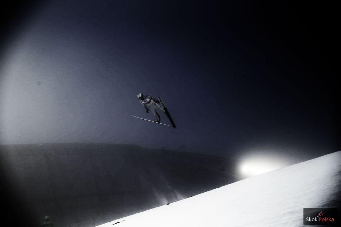 Skoczek na 'Holmenkollbakken' w Oslo, fot. Julia Piątkowska
