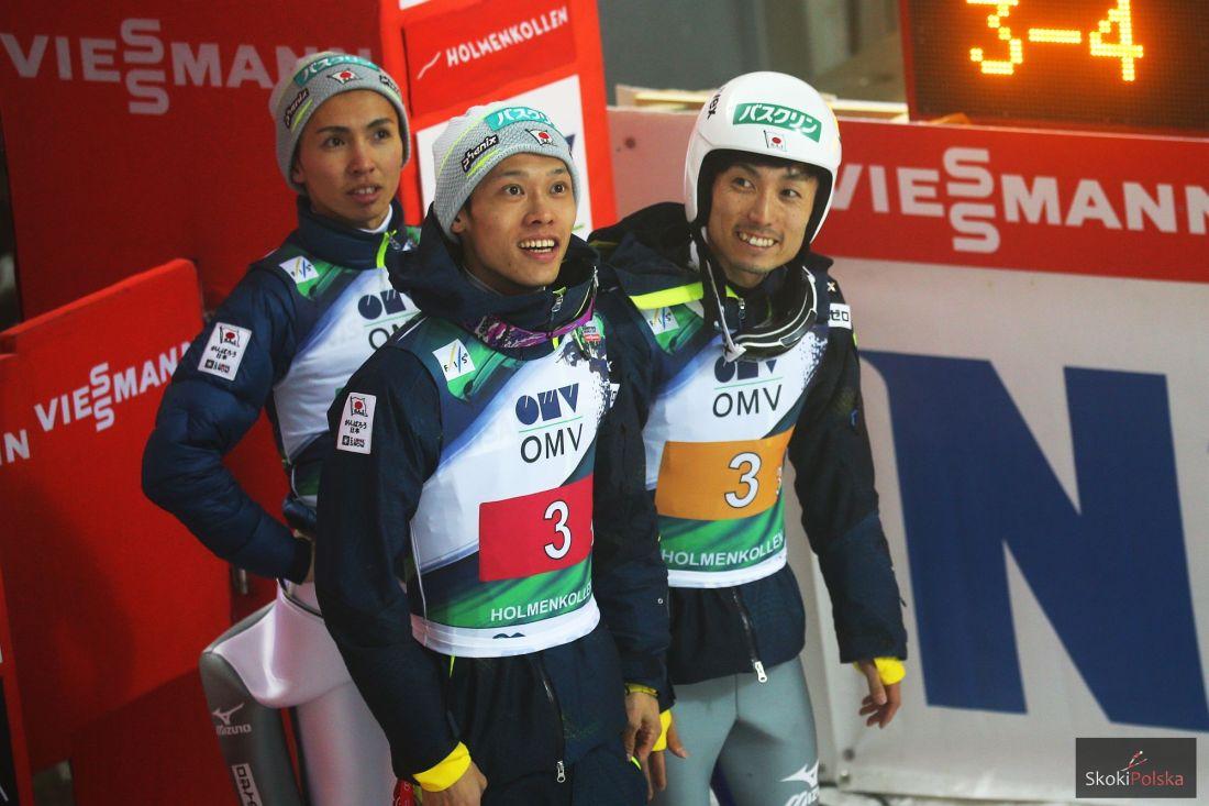 Sakuyama, Takeuchi, Ito, fot. Julia Piątkowska