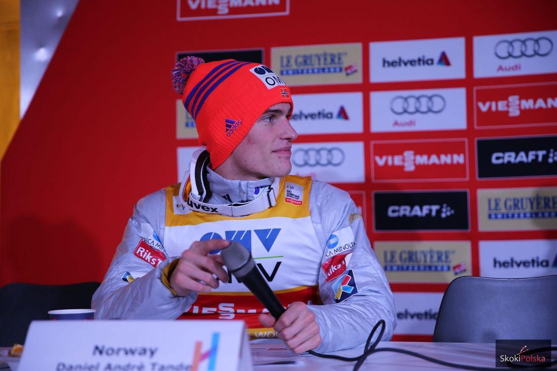Daniel-Andre Tande, fot. Julia Piątkowska