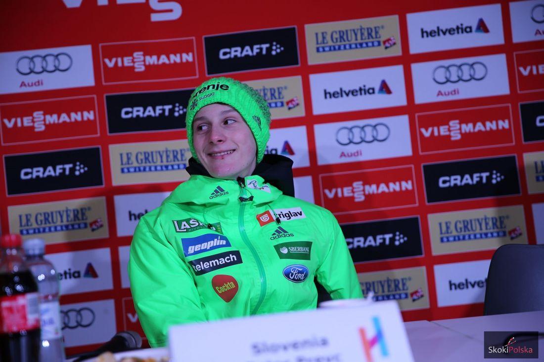 Domen Prevc, fot. Julia Piątkowska