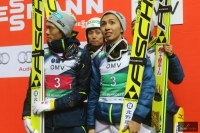 Japończycy na podium (Takeuchi, Ito, Sakuyama, Kasai), fot. Julia Piątkowska