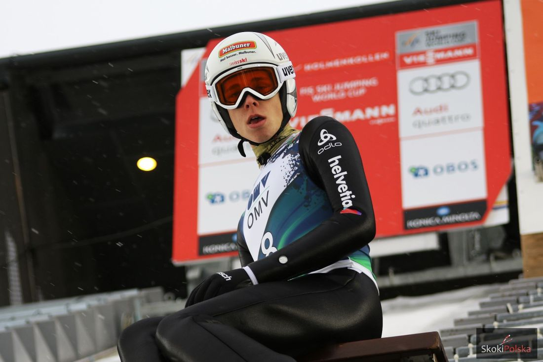 Luca Egloff, fot. Julia Piątkowska