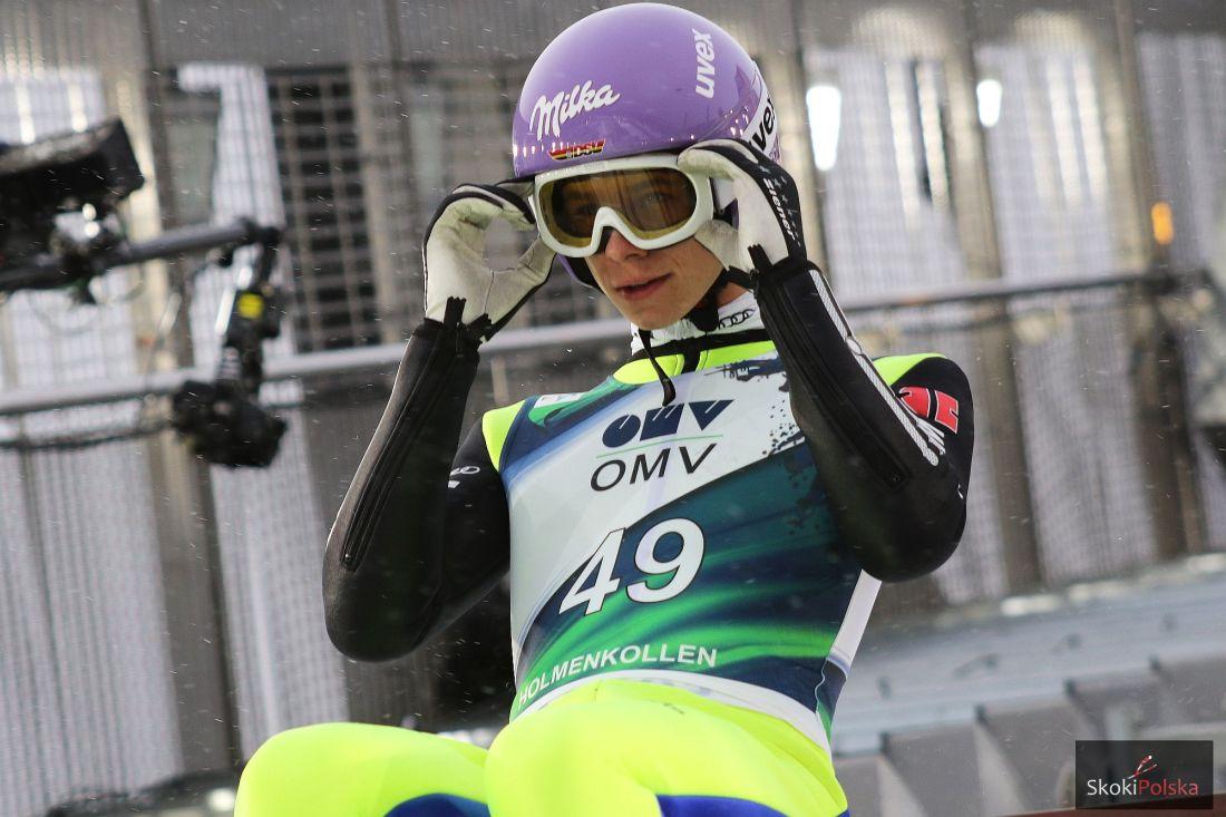 Andreas Wellinger, fot. Julia Piątkowska