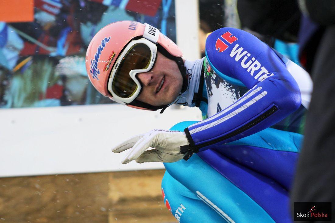 Severin Freund, fot. Julia Piątkowska