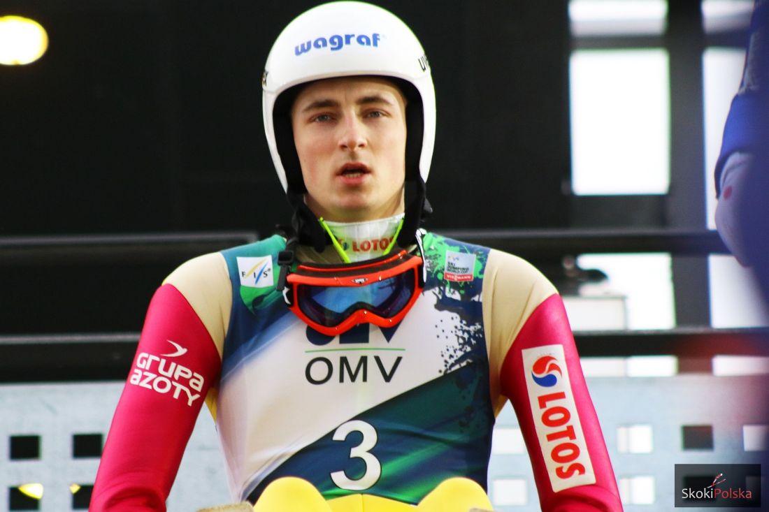 Bartłomiej Kłusek, fot. Julia Piątkowska