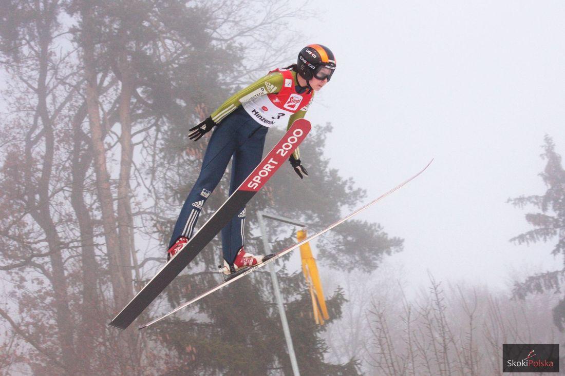 IMG 8813 - FIS Cup Szczyrk: Premierowe zwycięstwo Indrackovej, Karpiel na podium!