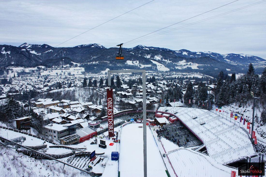 IMG 9946 - Turniej Czterech Skoczni i Mistrzostwa Świata w Oberstdorfie z udziałem kibiców