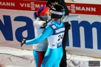 Line Jahr i Maren Lundby, fot. Julia Piątkowska