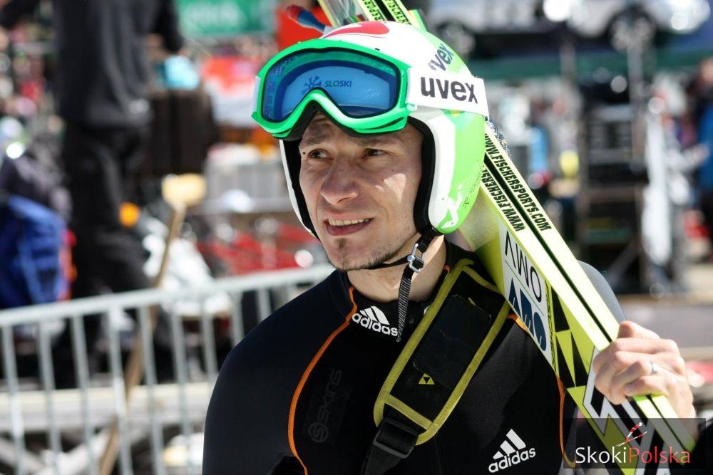 Robert Kranjec, fot. Julia Piątkowska