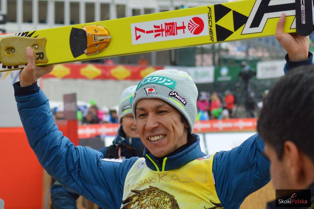 Noriaki Kasai, fot. Bartosz Leja