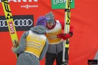 Andreas Wellinger i Kamil Stoch (fot. Julia Piątkowska)