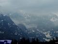 Alpy Julijskie w Planicy (fot. Adrian Kyć)