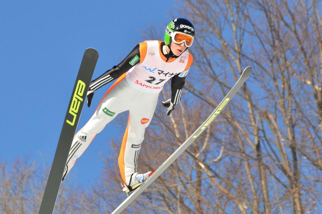 DSC 0957 - YOG Lillehammer: Klinec i Pavlovcic ponownie brylują w treningach