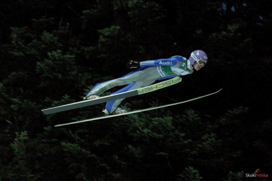 IMG 0684 - Lewandowski, trunki i papierowy samolot, czyli weekend w Oberstdorfie