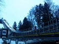 'Heini-Klopfer-Skiflugschanze' w Oberstdorfie (fot. Frederik Clasen)