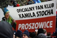 Fan Klub Kamila Stocha z Proszowic, fot. Bartosz Leja