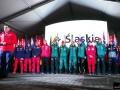 """Czołowa """"11"""" podczas rozdania numerów startowych (fot. Magdalena Janeczko)"""