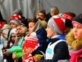 Młodzi kibice w Wiśle (fot. Bartosz Leja)