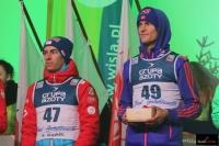 Stefan Kraft, Daniel Andre Tande (fot. Julia Piątkowska)