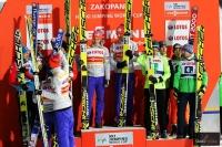 Austriacy, Norwegowie i Polacy na podium w Zakopanem, fot. Julia Piątkowska