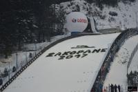 Wielka Krokiew w Zakopanem (fot. Bartosz Leja)