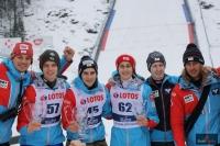 Austriacka drużyna w Zakopanem, fot. Julia Piątkowska