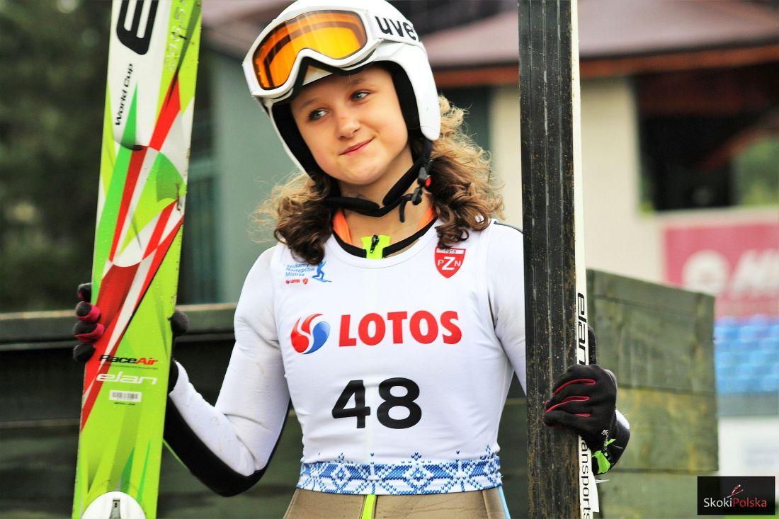 Wiktoria Przybyła (fot. Julia Piątkowska)