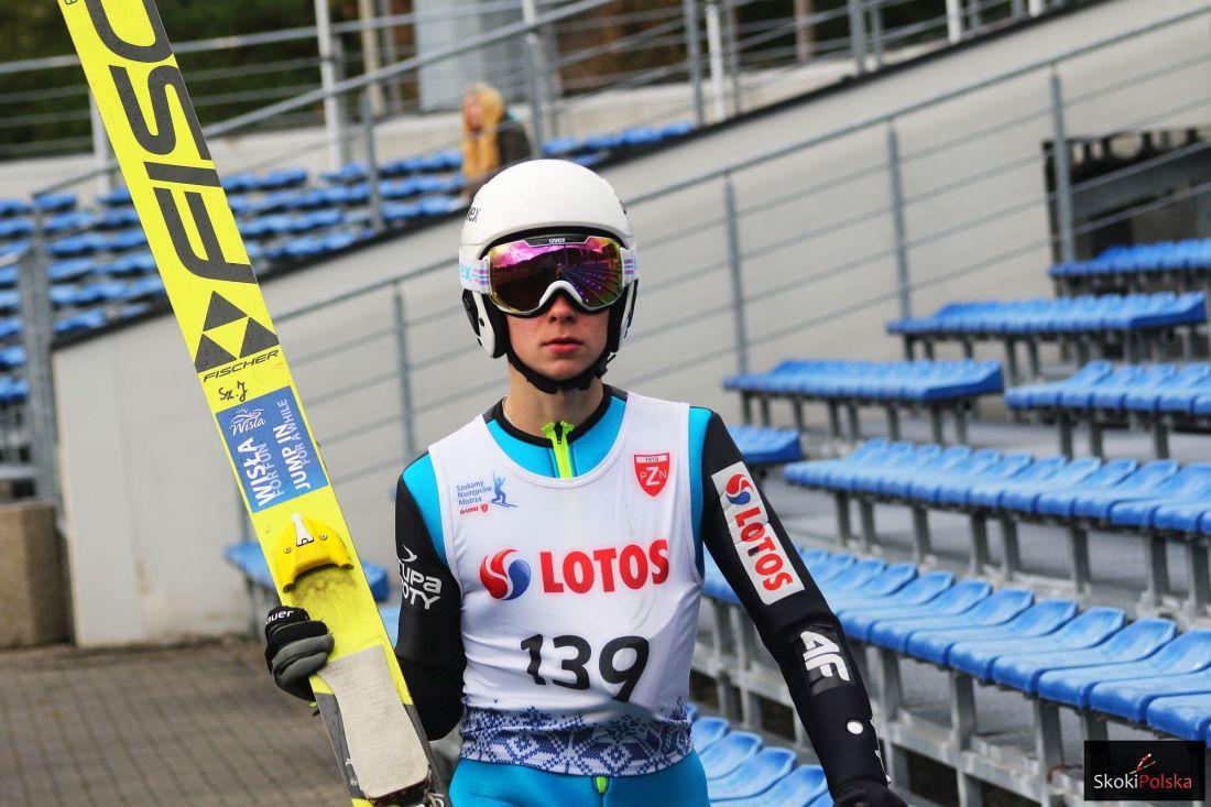 """8H7A3686 - Dziewięciu Polaków wystartuje w FIS Cup w Kanderstegu. Klimowski: """"Widzę postęp u podopiecznych"""""""