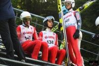 Polscy juniorzy (Kacper Juroszek, Karol Niemczyk, Tomasz Pilch), fot. Julia Piątkowska