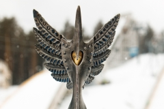 Trofeum za Russian Tour Blue Bird (fot. Evgeniy Votintsev / LOC Nizhny Tagil)
