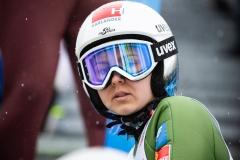 Chiara Hoelzl (fot. Daniel Maximilian Milata / Maxim's Sports)