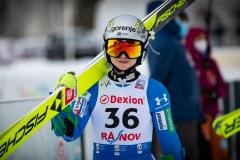 Spela Rogelj (fot. Daniel Maximilian Milata / Maxim's Sports)