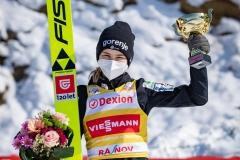 Nika Kriznar (fot. Daniel Maximilian Milata / Maxim's Sports)