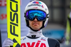 Simon Ammann (fot. Daniel Maximilian Milata / Maxim's Sports)