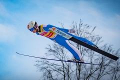 Halvor Egner Granerud (fot. Daniel Maximilian Milata / Maxim's Sports)