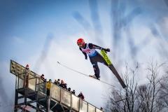 Markus Eisenbichler (fot. Daniel Maximilian Milata / Maxim's Sports)