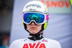 Ema Klinec (fot. Daniel Maximilian Milata / Maxim's Sports)